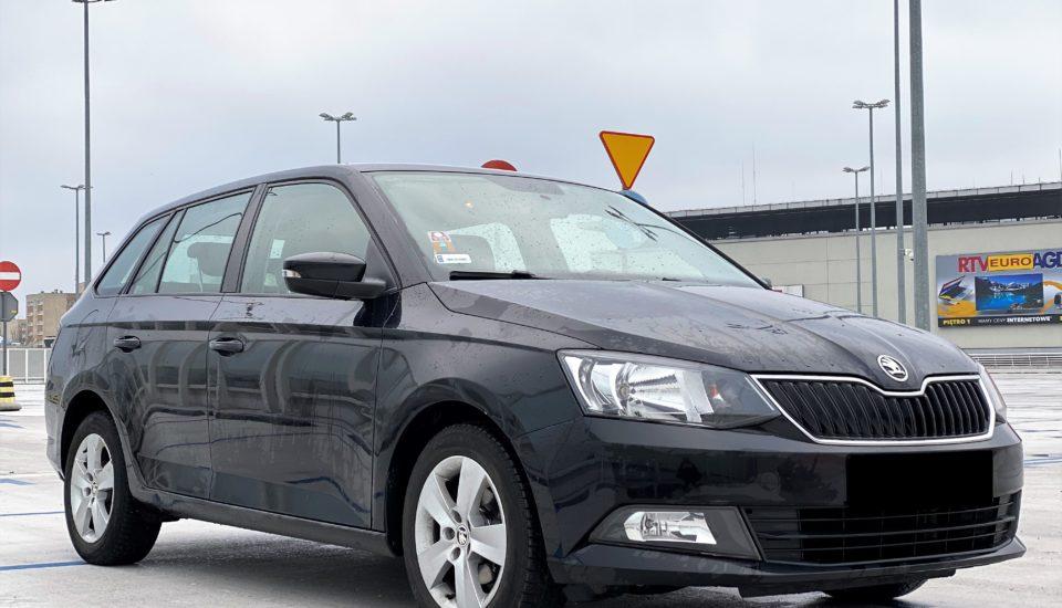 Skoda Fabia 1.0 Benzyna+LPG