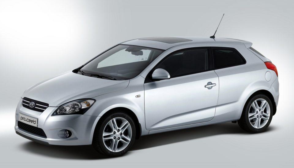 Kia ProCeed 2.0 CRDI 140 KM Coupe
