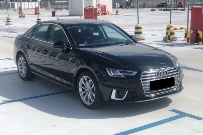 Audi A4 35 TFSI Benzyna