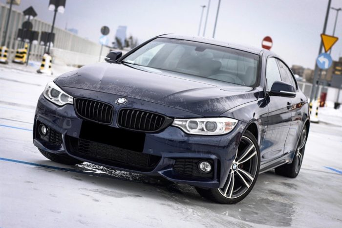 BMW 430 2.0 Benzyna Gran Coupe M-Performance X-Drive