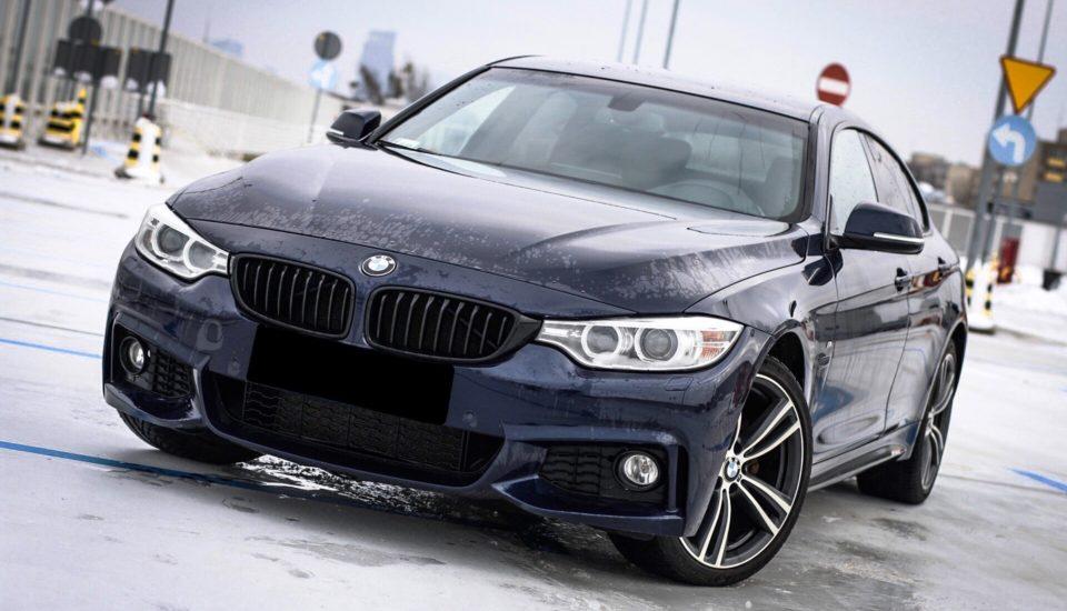 BMW 430 2.0 Benzyna Gran Coupe M-Performance X-Drive