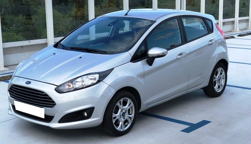 Ford Fiesta 1.0 Benzyna